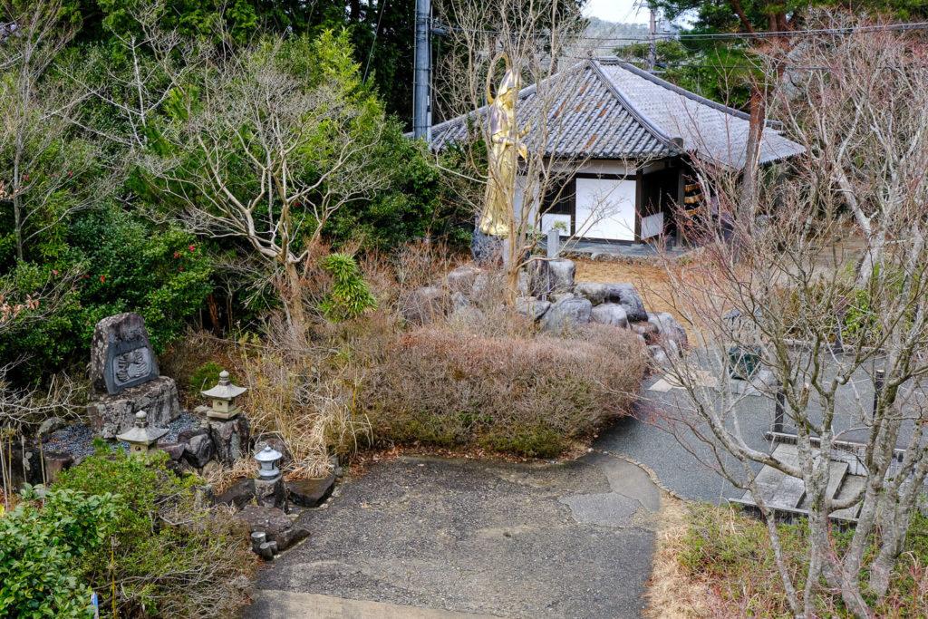 温泉寺奥の院