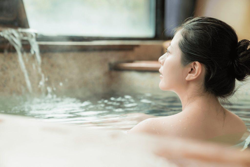 入浴マナーと心得