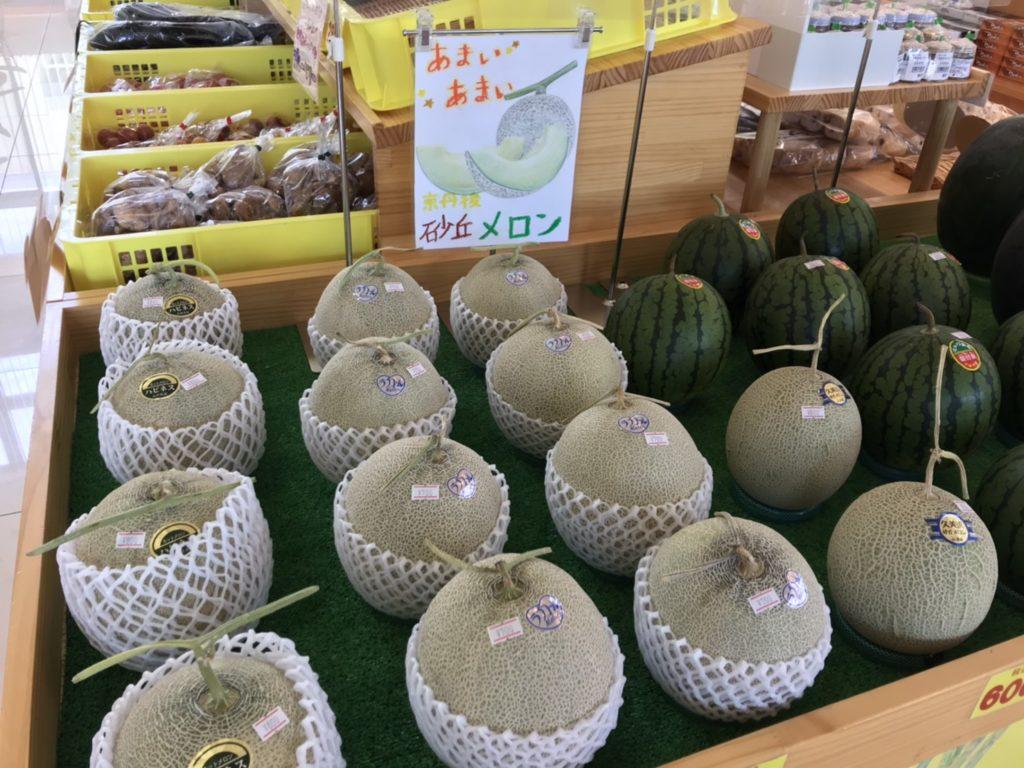 京丹後産メロン